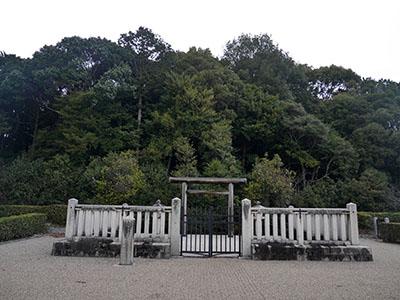 平城天皇陵