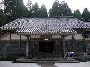 松尾寺 閻魔堂